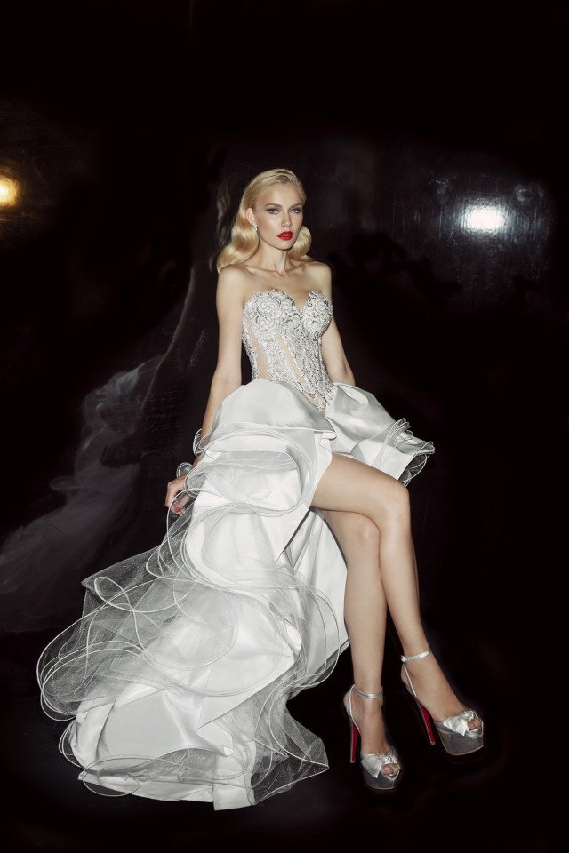 Classy Bridal Gowns Collection by Oved Cohen - Pretty Designs