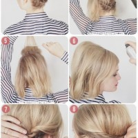 10 hair tutorials for your mid length hair pretty designs solutioingenieria Image collections