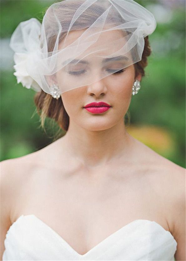 Pretty Wedding Veil