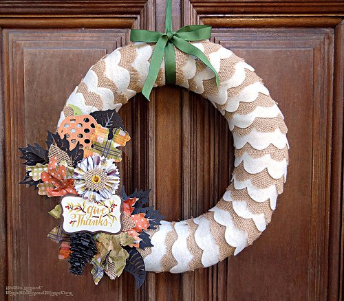Pretty Wreath