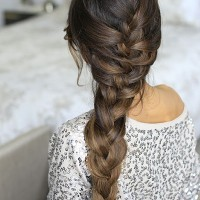 Princess French Braid