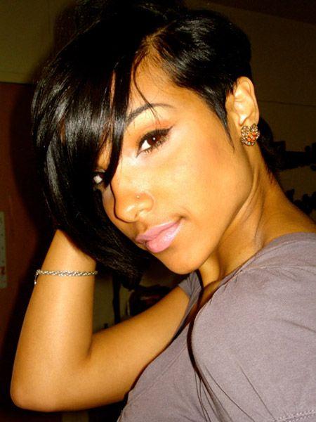 13 Fabulous Short Bob Hairstyles For Black Women Pretty