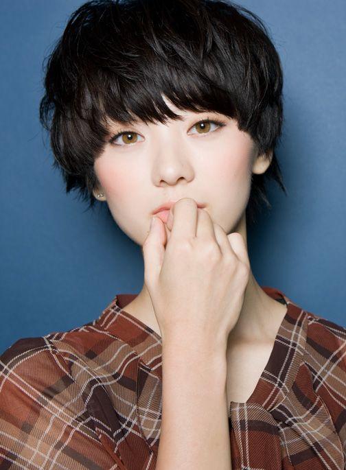 Superb 12 Charming Short Asian Hairstyles For 2017 Pretty Designs Short Hairstyles Gunalazisus