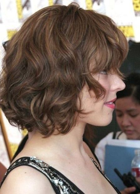 Astonishing Wavy Hair Angled Bob Short Hairstyles For Black Women Fulllsitofus