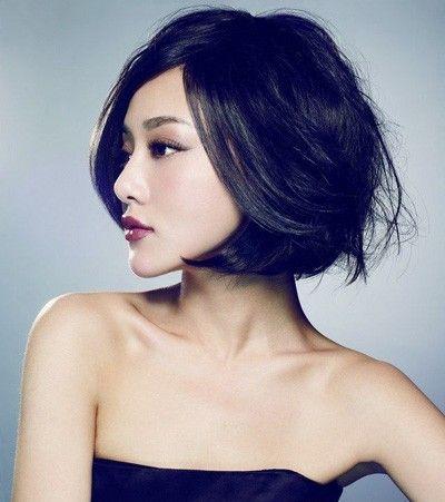 Phenomenal 12 Charming Short Asian Hairstyles For 2017 Pretty Designs Short Hairstyles Gunalazisus