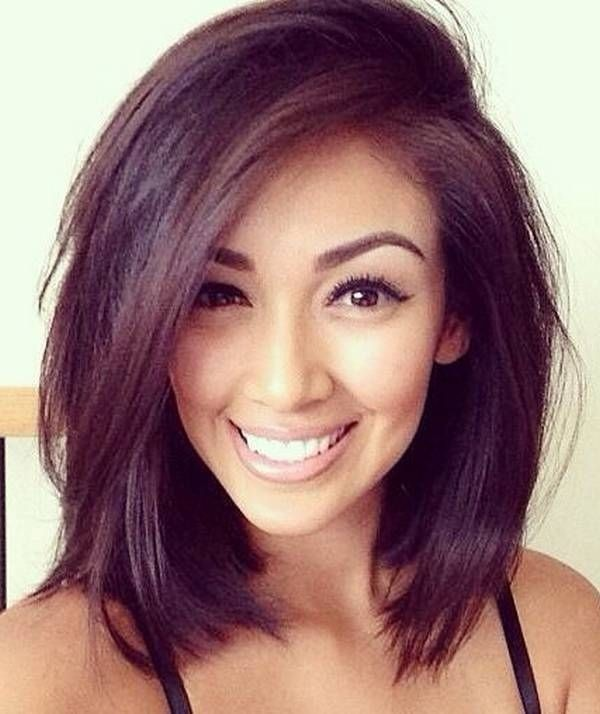 Miraculous 2015 Latest Hairstyles For Long Faces Pretty Designs Short Hairstyles Gunalazisus
