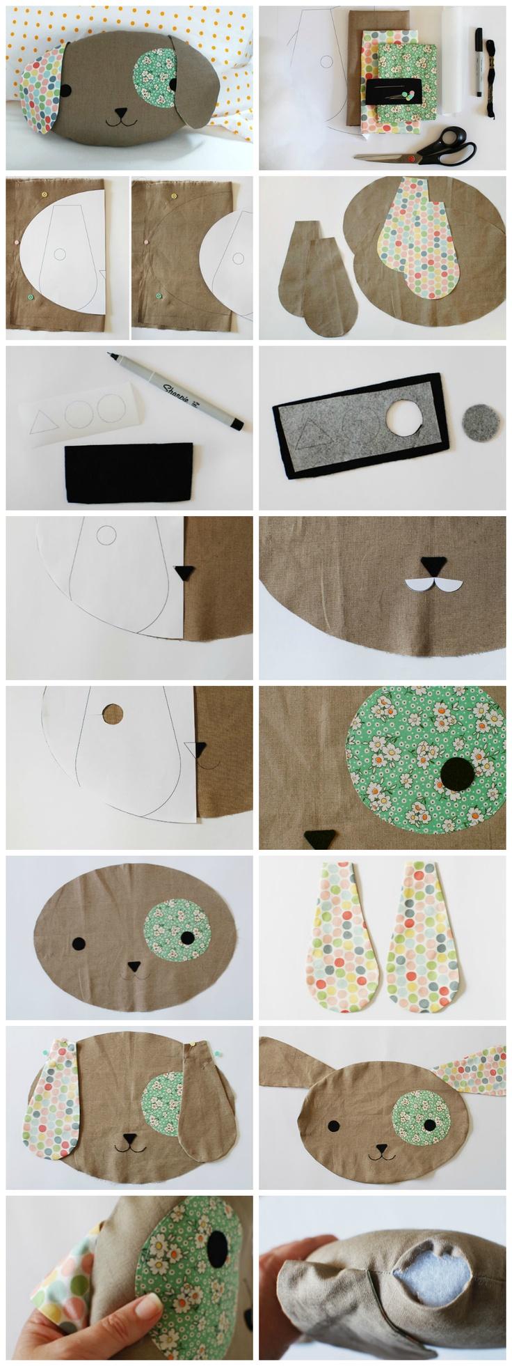10 Homemade Softie Tutorials - Pretty Designs