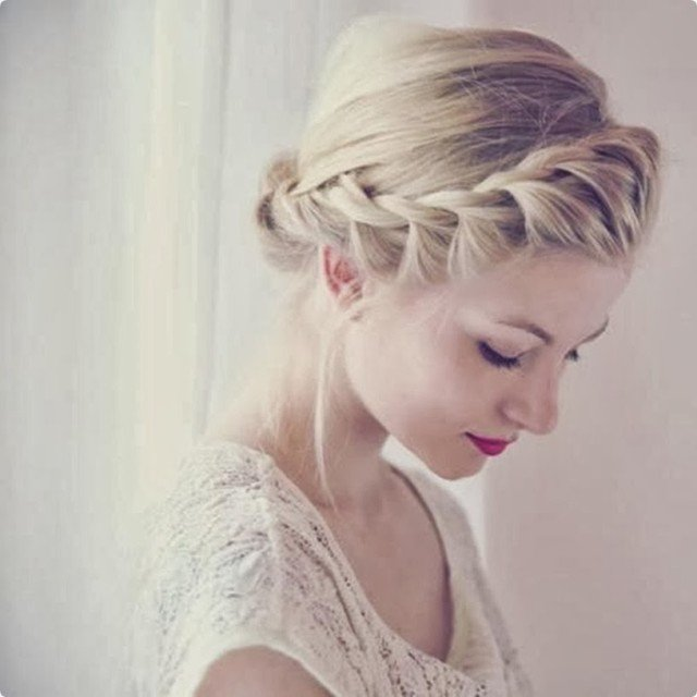 Stunning Braided Crown for Young Women