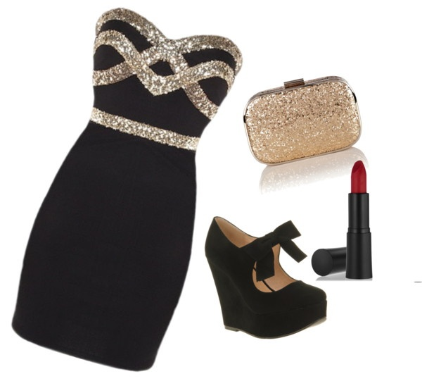 Stunning Party Outfit Idea