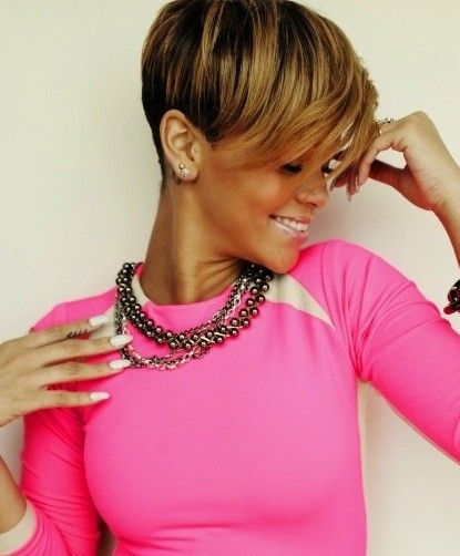 Stylish Short Bob Hairstyle for Black Women