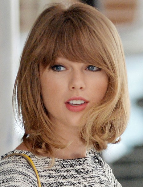 TAYLOR SWIFT Short Hairstyle for Women