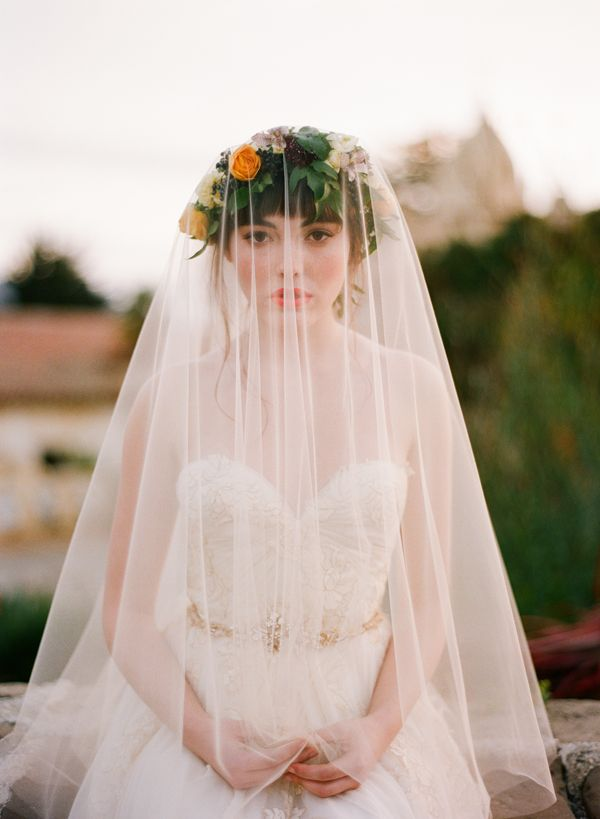 Wreath and Veil