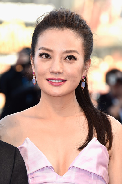Zhao Wei Black Ponytail