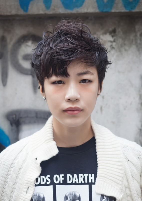 70 Cool Korean & Japanese Hairstyles For Asian Guys 2015