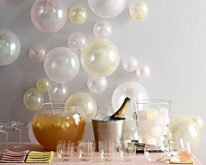 New year s eve decorating ideas pretty designs for Decoration new year