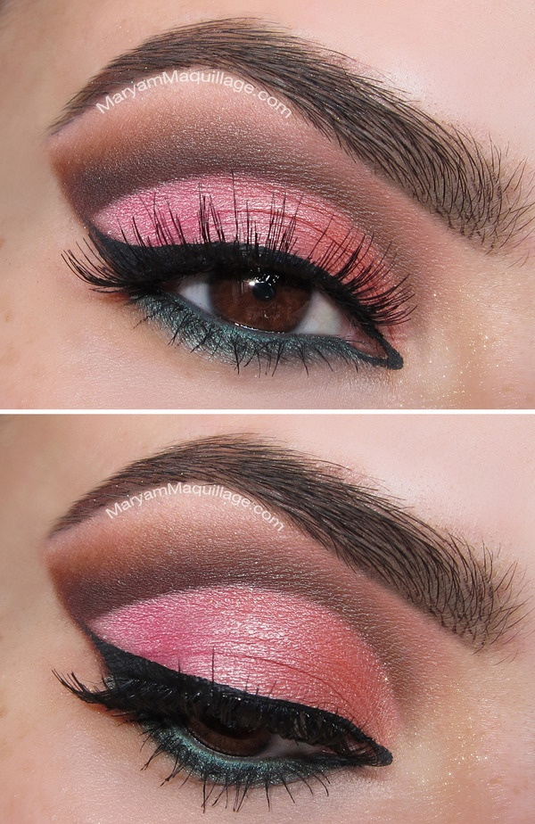 Cut Crease Makeup: 10 Cut Crease Makeup Ideas