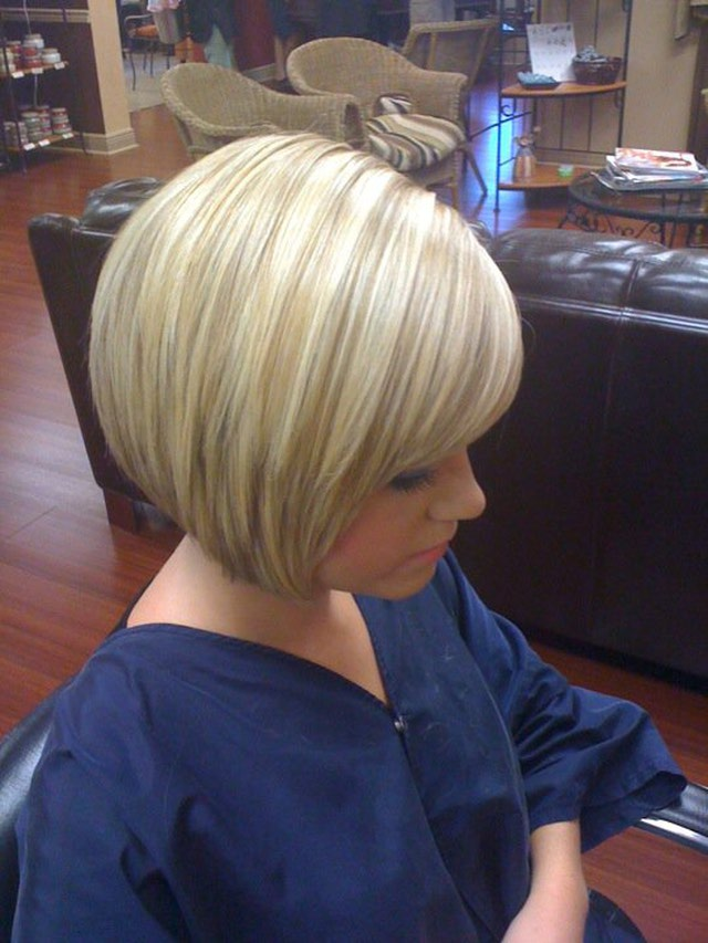 Miraculous 30 Stacked A Line Bob Haircuts You May Like Pretty Designs Short Hairstyles For Black Women Fulllsitofus