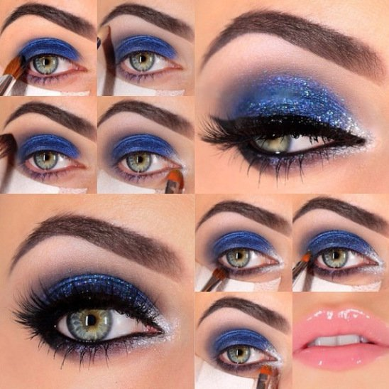 10 Stunning Eye Makeup For Your Next Party - Pretty Designs