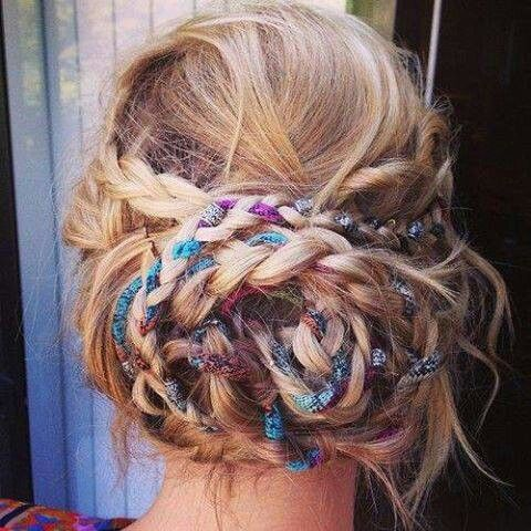 Wondrous 12 Pretty Hairstyles With Ribbons Pretty Designs Hairstyles For Women Draintrainus
