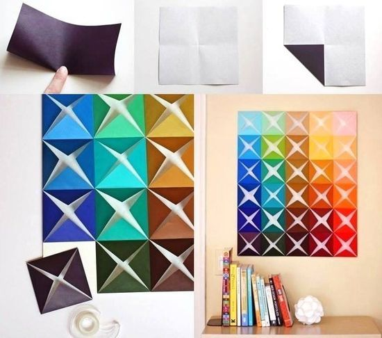 12 diy projects to create lovely wall art pretty designs Creative wall hangings
