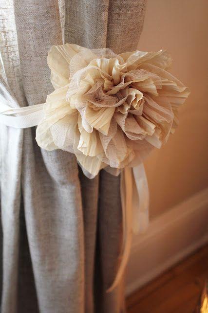 Curtain Decoration