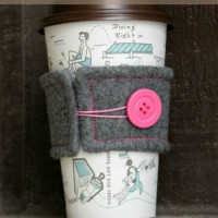 Cute Coffee Cozy