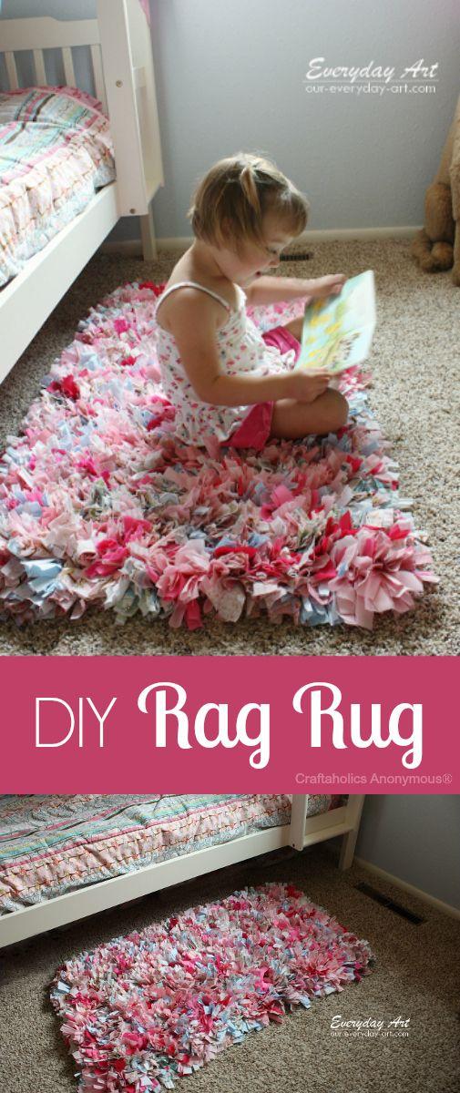 Cute DIY Rug