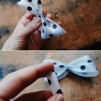 Easy Hair Bow