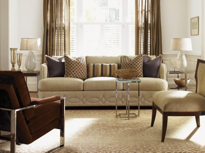 10 useful ideas to decorate your sofa with pillows for Www homedesigns com