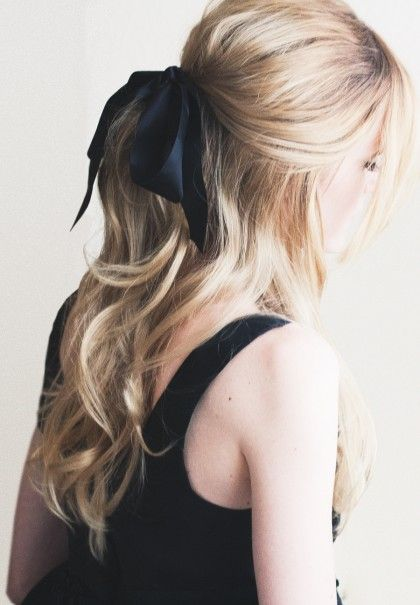 Admirable 12 Pretty Hairstyles With Ribbons Pretty Designs Hairstyles For Women Draintrainus