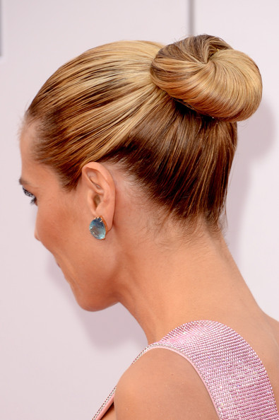 Heidi Klum Gorgeous Updo