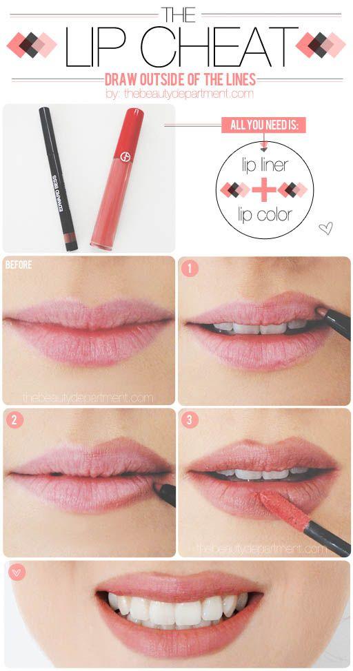 Helpful Lip Tutorial