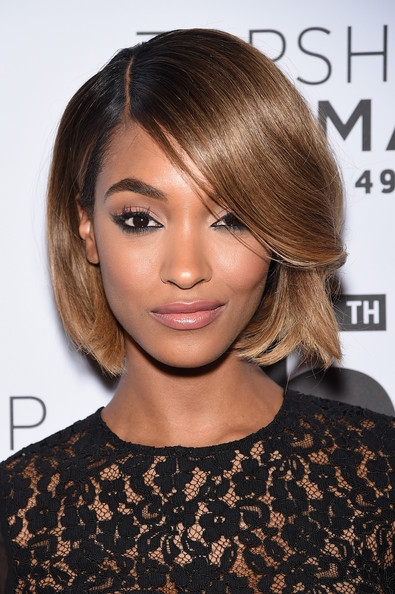 Jourdan Dunn Stylish Hair