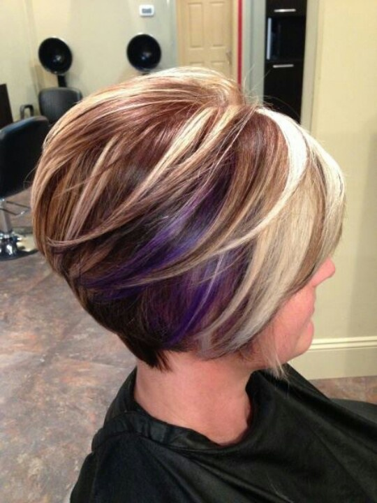 Pleasant 30 Stacked A Line Bob Haircuts You May Like Pretty Designs Short Hairstyles Gunalazisus
