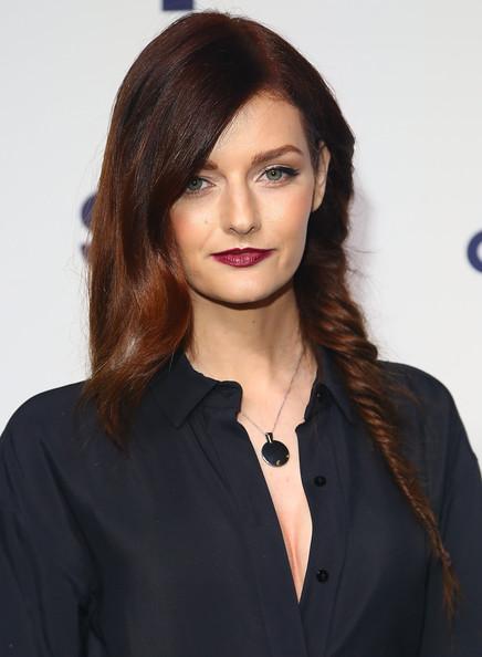 Lydia Hearst Loose Partial Braid