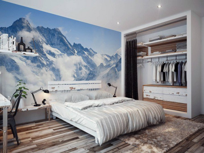 Mountain Wall Art