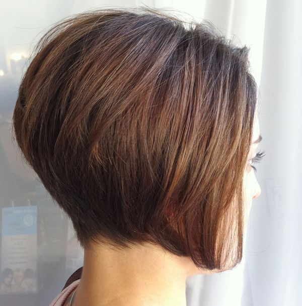 Swell 30 Stacked A Line Bob Haircuts You May Like Pretty Designs Hairstyle Inspiration Daily Dogsangcom