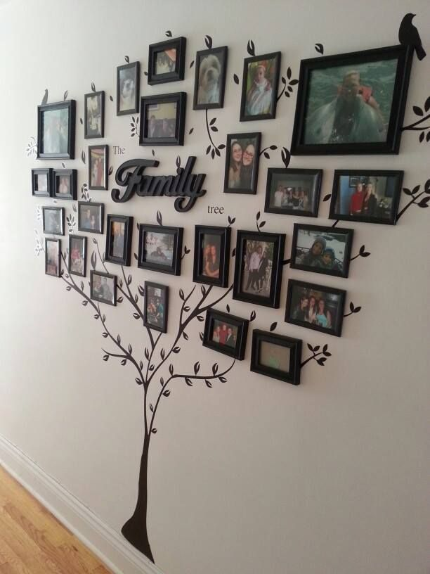 Photo Tree Wall Art