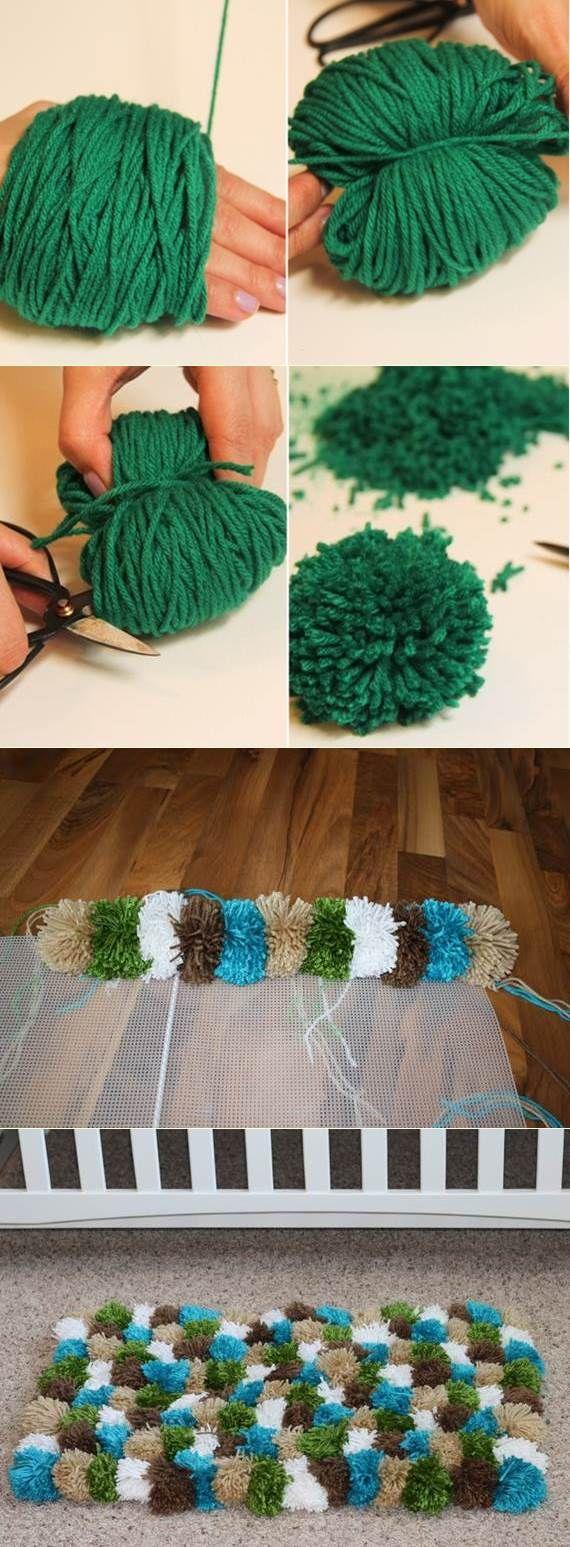 Pompom Rugs
