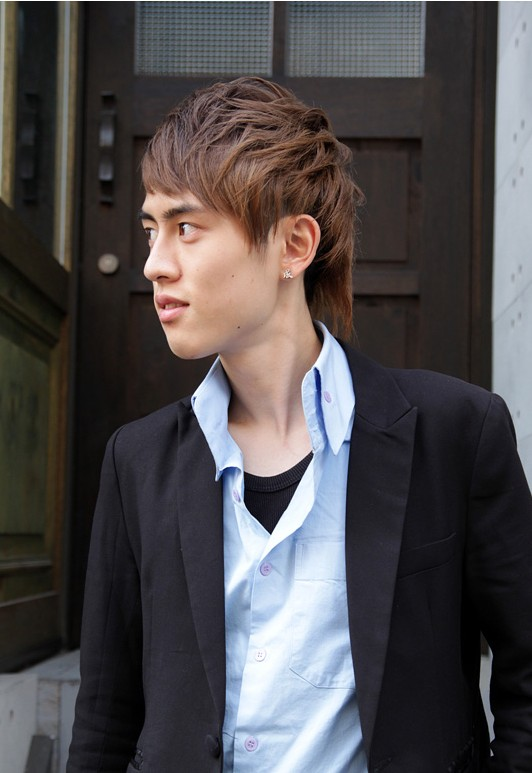 Magnificent 70 Cool Korean Amp Japanese Hairstyles For Asian Guys 2017 Pretty Short Hairstyles For Black Women Fulllsitofus