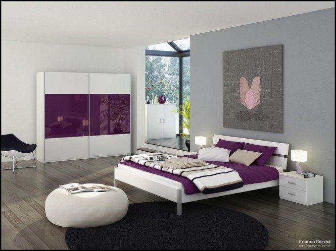 Pretty Bedroom Design