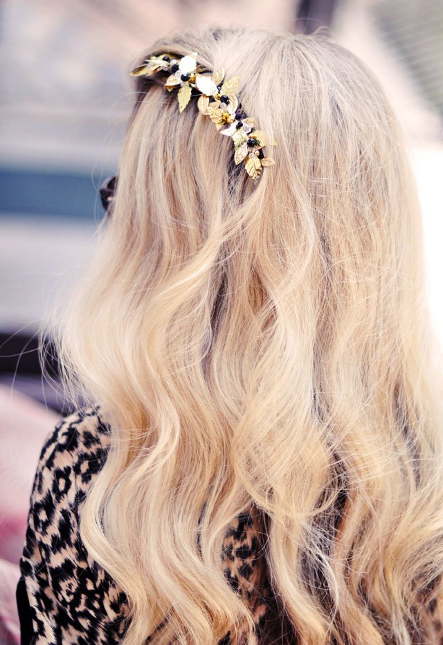 Pretty Hairpiece