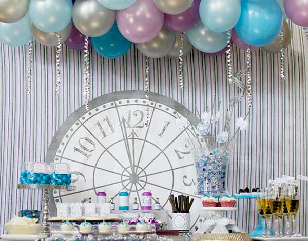 Pretty Party Decorating Idea
