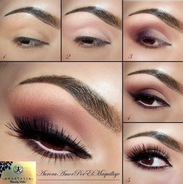 Romantic Eye Makeup