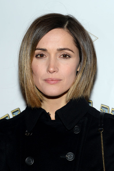 Rose Byrne Short Bob