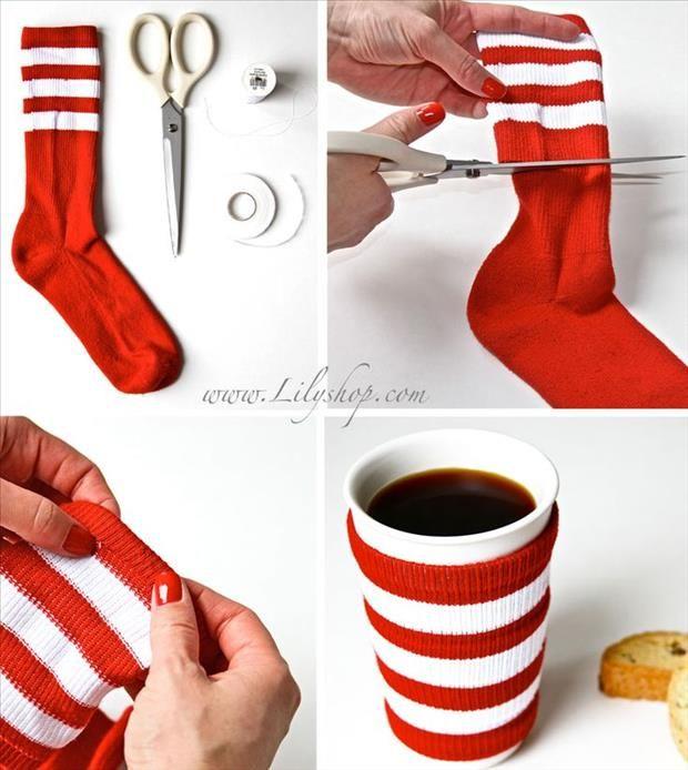 Simple Cup Cozy
