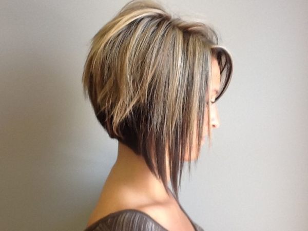 Excellent 30 Stacked A Line Bob Haircuts You May Like Pretty Designs Hairstyles For Men Maxibearus