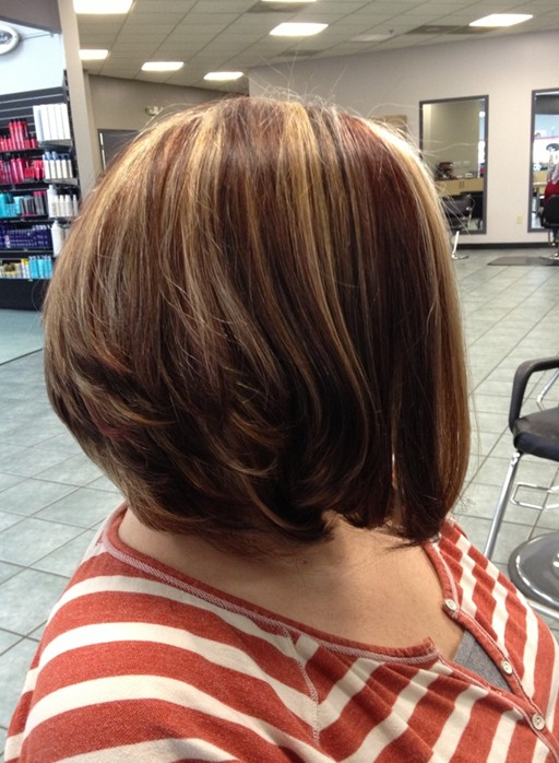 ... Stacked Bob Hairstyle for Women Stacked Bob Hairstyles for Thick Hair