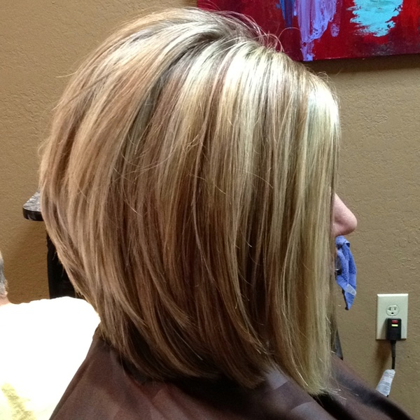 hairstyles layered bob - photo #45