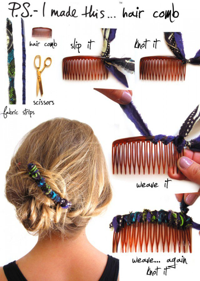 Stylish Hair Comb